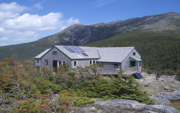 AMC Greenleaf Hut