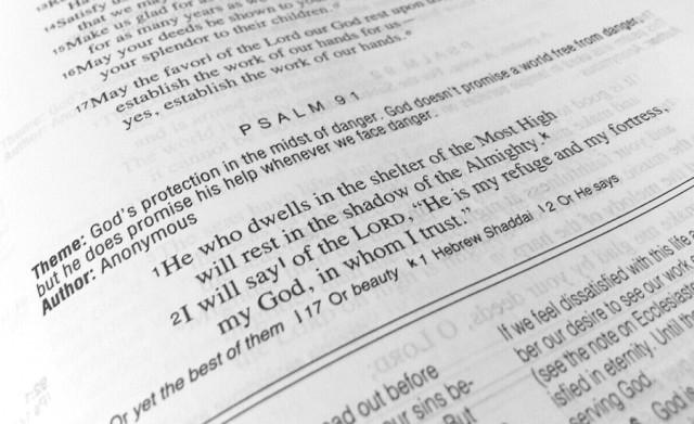 8 Commitments Found In Psalm 91   Heartstone Journey